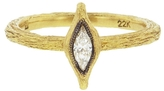 Cathy Waterman Marquise Diamond Ring