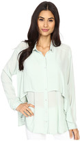 Brigitte Bailey Dolly Long Sleeve Top