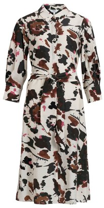 Object Multicolor Alika Shirt Dress - S | Multicolor