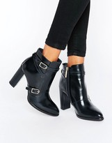 Tommy Hilfiger Gigi Hadid Nautical Heeled Ankle Boots