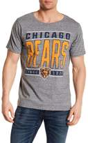 Junk Food Clothing Chicago Bears Touchdown Tee