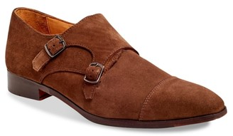 Carlos by Carlos Santana Passion Cap Toe Monk Strap Slip-On