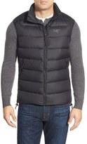 Arc'teryx Men's 'Thorium Ar' Athletic Fit 750-Fill Power Down Vest