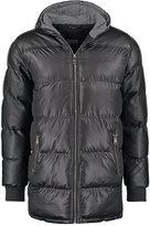 Criminal Damage Tenner Winter Coat Black