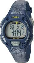 Timex Women's TW5M07400 Ironman Classic 30 Mid-Size Strap Watch