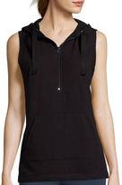Xersion Studio 1/2 Zip Hoodie Vest