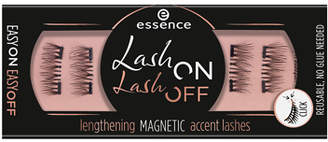 Essence Magnetic Accent Lashes Going Gaga Over Lengths!