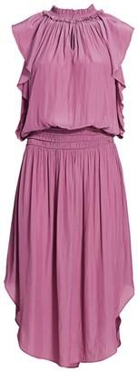 Ramy Brook Wren Blouson Dress