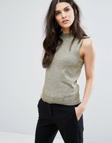 Warehouse Sleeveless Tank Top