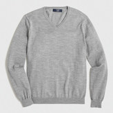 J.Crew Factory Merino wool V-neck sweater
