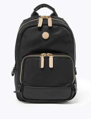 M&S CollectionMarks and Spencer Mini Backpack Bag