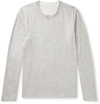 Sease Reversible Cotton-Jersey Sweater