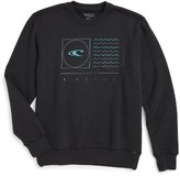 O'Neill Boy's Illusion Logo Sweatshirt