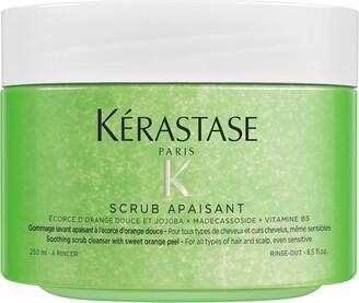 Kérastase Relaxing Scrub: Soothing Scrub for Dry Scalp