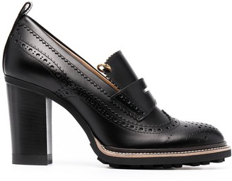 Chloé Franne heeled loafers