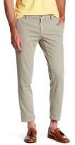 Mason Flat Front Nailhead Pant