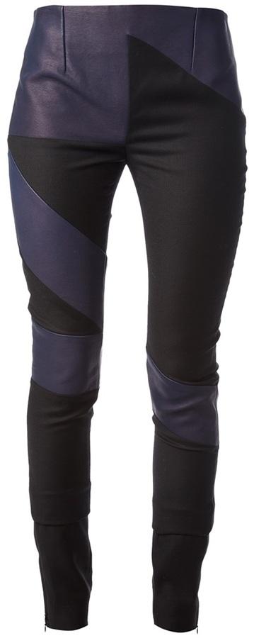 Maxime Simoens patterned legging