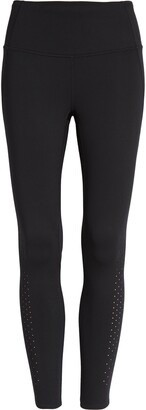 Zella Dotty Perforated 7/8 Leggings