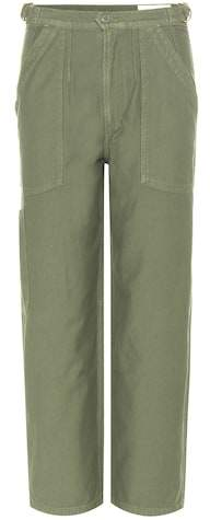 Citizens of Humanity Cropped wide-leg trousers