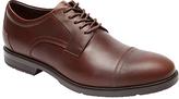 Rockport City Smart Cap Toe Shoes, Brown