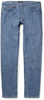 A.p.c. - Petit New Standard Washed-denim Jeans