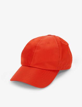 Fenty by Rihanna Logo-embroidered shell baseball cap