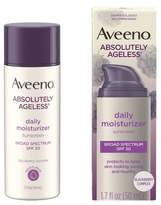 Aveeno Absolutely Ageless Daily Moisturizer With Sunscreen Broad Spectrum SPF 30 - 1.7 fl oz