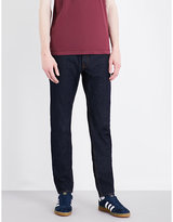Stone Island Slim-fit Tapered Jeans