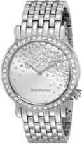 Juicy Couture Women's 1901279 La Luxe Analog Display Quartz Watch