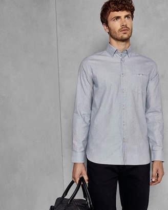 Ted Baker BRIXTON Oxford cotton shirt