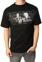 Metal Mulisha etalulishaen's Tept Graphic T-Shirt-ediu
