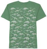 Novelty T Shirts Dinosaurs Little Kid / Big Kid Boys Short Sleeve T-Shirt