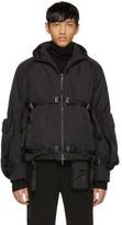 Cottweiler Black Wetland Puffer Jacket