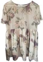 Anine Bing Beige Dress for Women