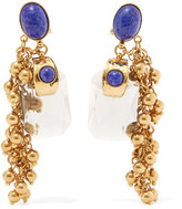Etro Gold-Plated Embellished Earrings