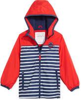 Carter's Striped Hooded Jacket, Little Boys