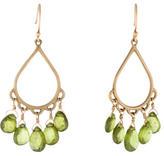Me & Ro Me&Ro Peridot Drop Earrings
