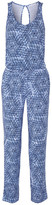 Tart Collections Taryn printed stretch-modal jumpsuit
