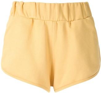 Andrea Bogosian embellished Panama shorts