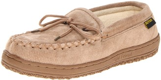 Old Friend Women's Terry Cloth Moccasin