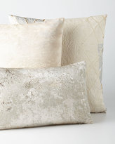 Aviva Stanoff Neutral Luxe White Pillow