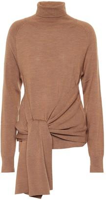 J.W.Anderson Wool turtleneck sweater