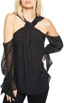 Bardot Women's Cold Shoulder Top
