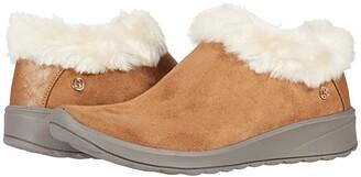 Bzees Golden Go (Toffee Microfiber) Women's Shoes