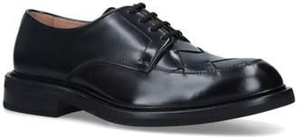 Bottega Veneta Intrecciato Derby Shoes