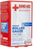 Bandaid First Aid 3 in X 2.5 yds Rolled Gauze 1 ct