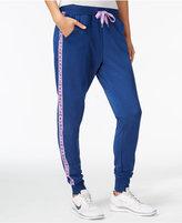 Jessica Simpson The Warm Up Juniors' Logo Jogger Pants