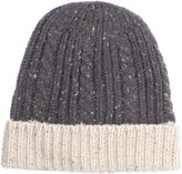 Dents Donegal Cable Knit Hat