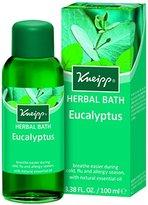 Kneipp Eucalyptus Cold Season Herbal Bath, 3.38 fl. oz.
