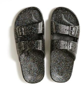 Freedom Moses Slippers Black Glitter - 35/36 - 2,5/3,5 - Women5/6